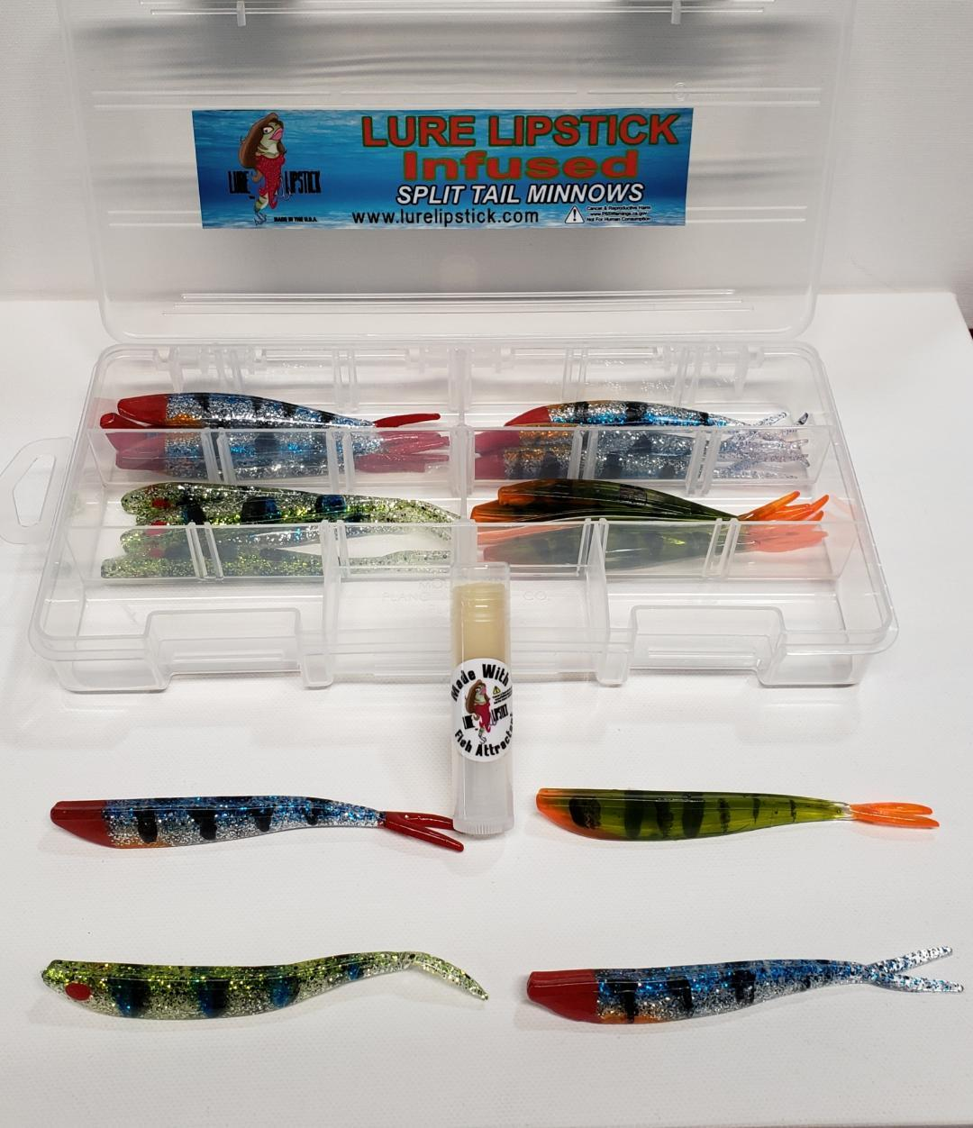 Best of the Best Custom Split Tail Perch Collection
