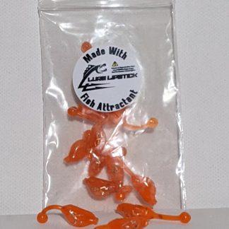 Baby Guppies 12 Pack - Orange Crush