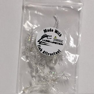 Mayfly Mini's 12 Pack - Clear Ice